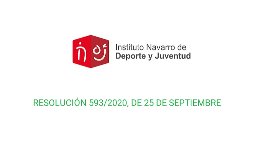 Información importante - Resolución 593/2020