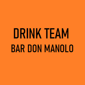 Drink Team - Bar Don Manolo